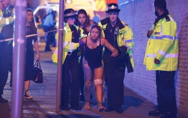 O Estado Islâmico assumiu a autoria do atentado terrorista ocorrido no show da Ariana Grande nesta segunda-feira