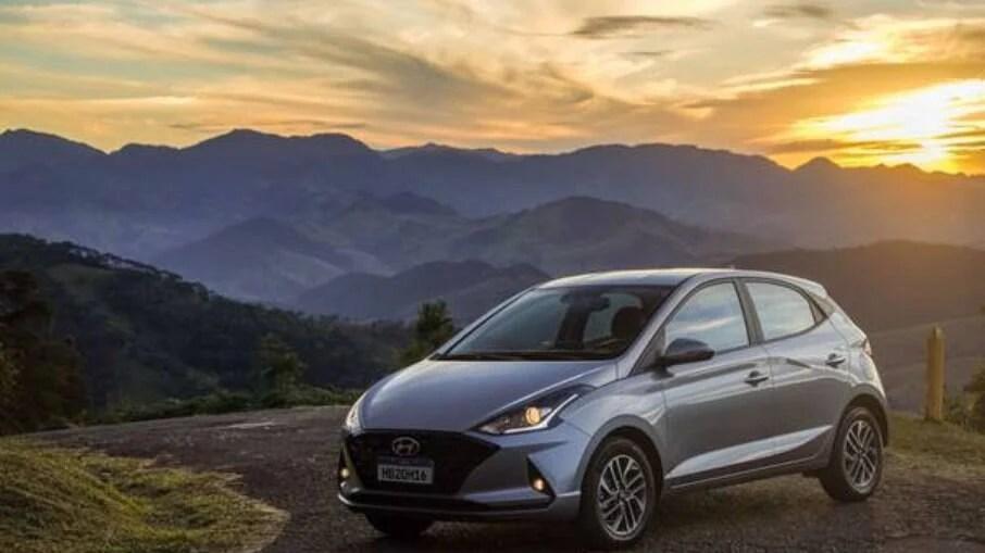 Hyundai HB20 Platinum entra no lugar da Diamond, que deixa de ser ser oferecida pela marca coreana no Brasil