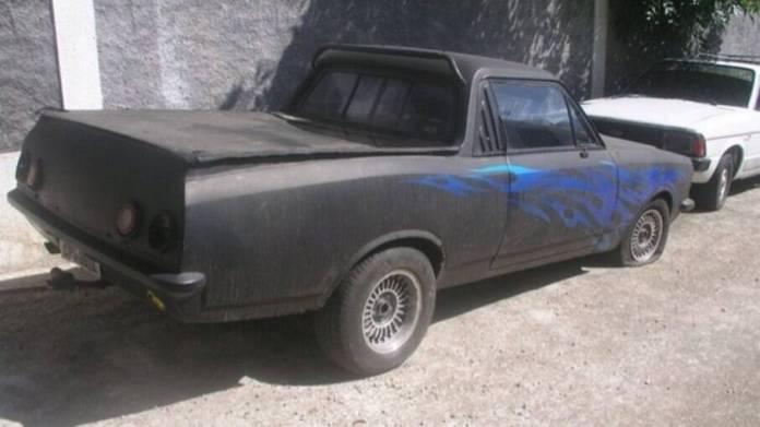 O carro nunca mais foi utilizado pelo participante do programa