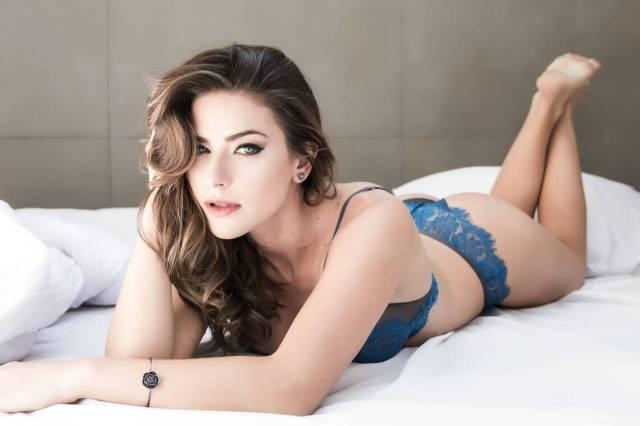 Fotos de modelos - Renata Longaray 1 - por Michelle Moll