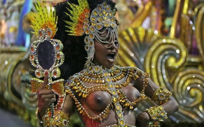 Carnaval 2015. Foto: Paulo Pinto/LIGASP/Fotos Públicas