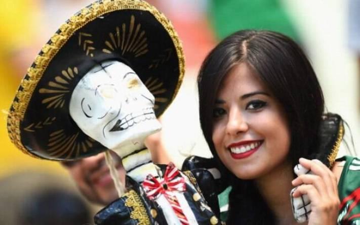 Resultado de imagem para imagens de mulheres Méxicanas na copa