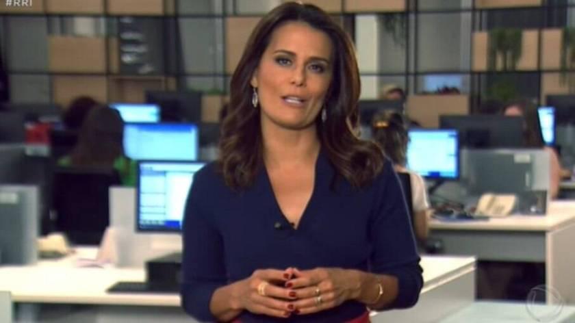 Adriana Araújo sues Record