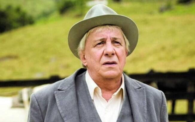 Marco Nanini ficou conhecido pelo seu papel como Lineu na segunda versão da série da TV Globo