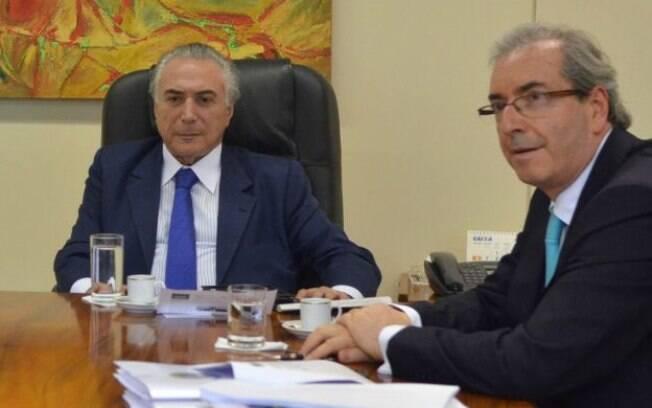 Michel Temer teria incentivado o pagamento de uma mesada para garantir o silêncio do ex-deputado Eduardo Cunha