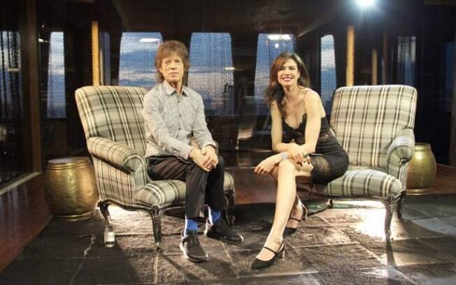 Luciana Gimenez é detonada por site britânico por envolvimento com Mick Jagger há quase 20 anos