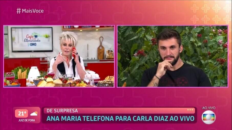 Ana Maria liga para Carla falar ao vivo com Arthur, mas atriz nao atende |  TV & Novelas | iG