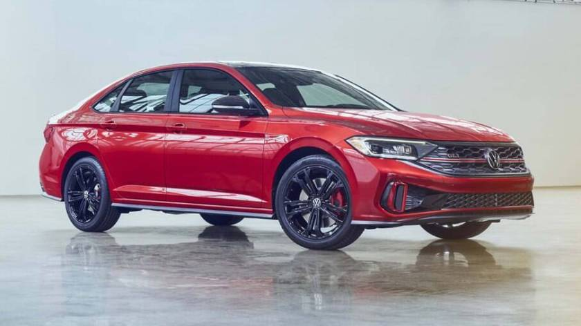 VW Jetta 2022: restyled front and new sets of 18 rim wheels in the GLI sports version, the only one sold in Brazil