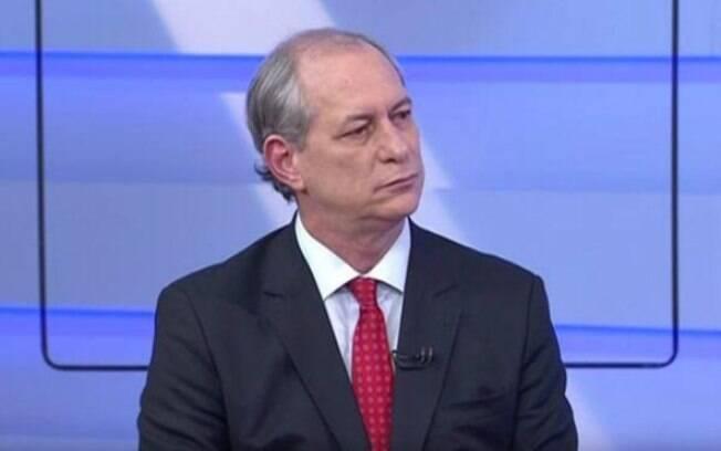 O ex-governador do Ceará Ciro Gomes (PDT) pretende voltar a disputar a presidência em 2018