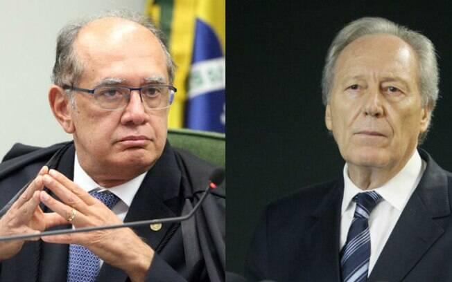 Na discussão, Gilmar Mendes citou a condução do processo de impeachment de Dilma , presidido por Lewandowski