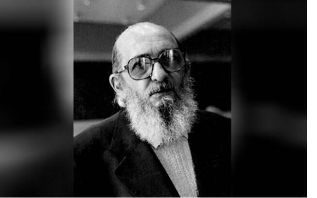 """Principal obra do educador pernambucano Paulo Freire é """"Pedagogia do Oprimido"""""""