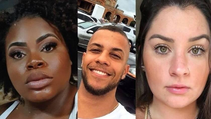 Jojo Todynho, Márcio Felipe, Izabelle Branquinho