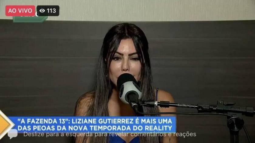 Liziane Gutierrez will be in