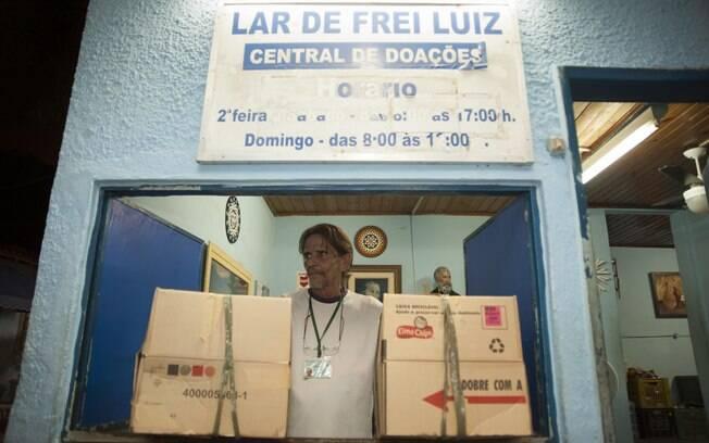 Lar de Frei Luiz. Foto: Selmy Yassuda