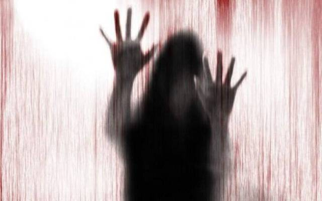 Menina estuprada