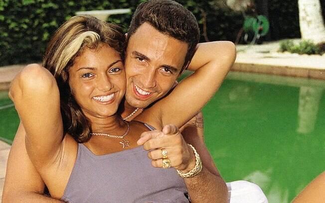 Latino e Kelly Key ficaram juntos entre 1999 e 2002