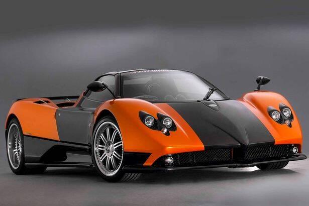 Pagani Zonda Roadster. Foto: Reprodução/Internet