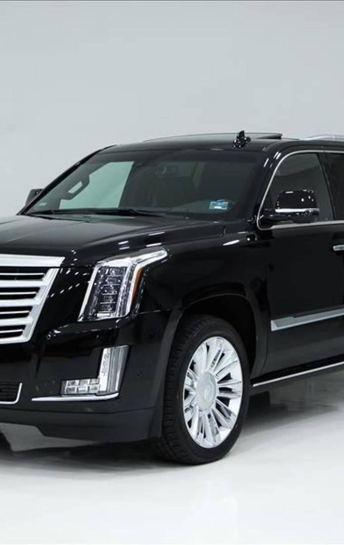 Cadillac Escalade. Foto: Reprodução/Internet