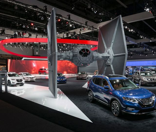 And The Collaboration Of Nissan And Disney Resulted In An Awe Inspiring Award Winning Experience That Truly Took The Los Angeles Auto Show By Storm