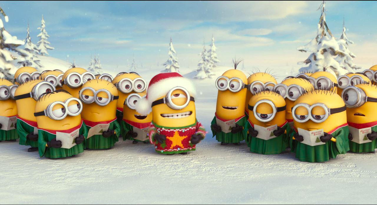 Weihnachten Mit Den Minions