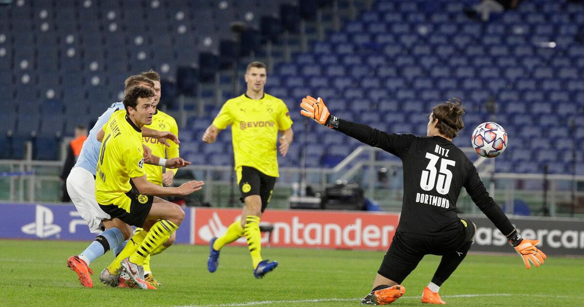 Bvb Misses The Start At Lazio Rome Rb Leipzig Sovereign Archyde