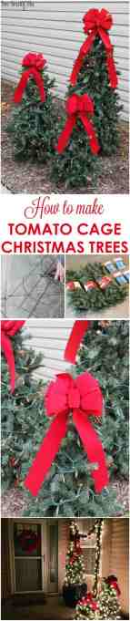 30 Amazing Diy Outdoor Christmas Decoration Ideas For Creative Juice
