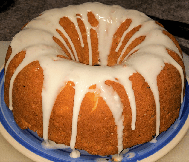 Pineapple Coconut Bundt Cake Ketchup With That