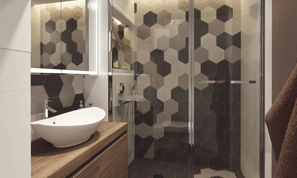 mind blowing ideas for hexagon tile