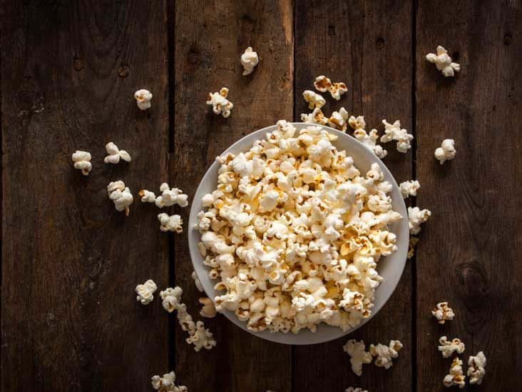 popcorn nutrition facts a healthy low
