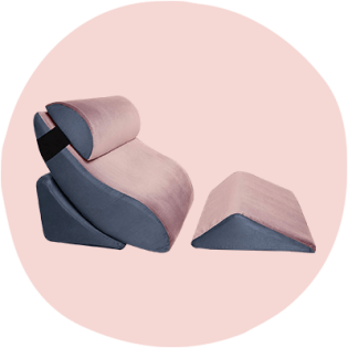 6 best reading pillows of 2021 wedge