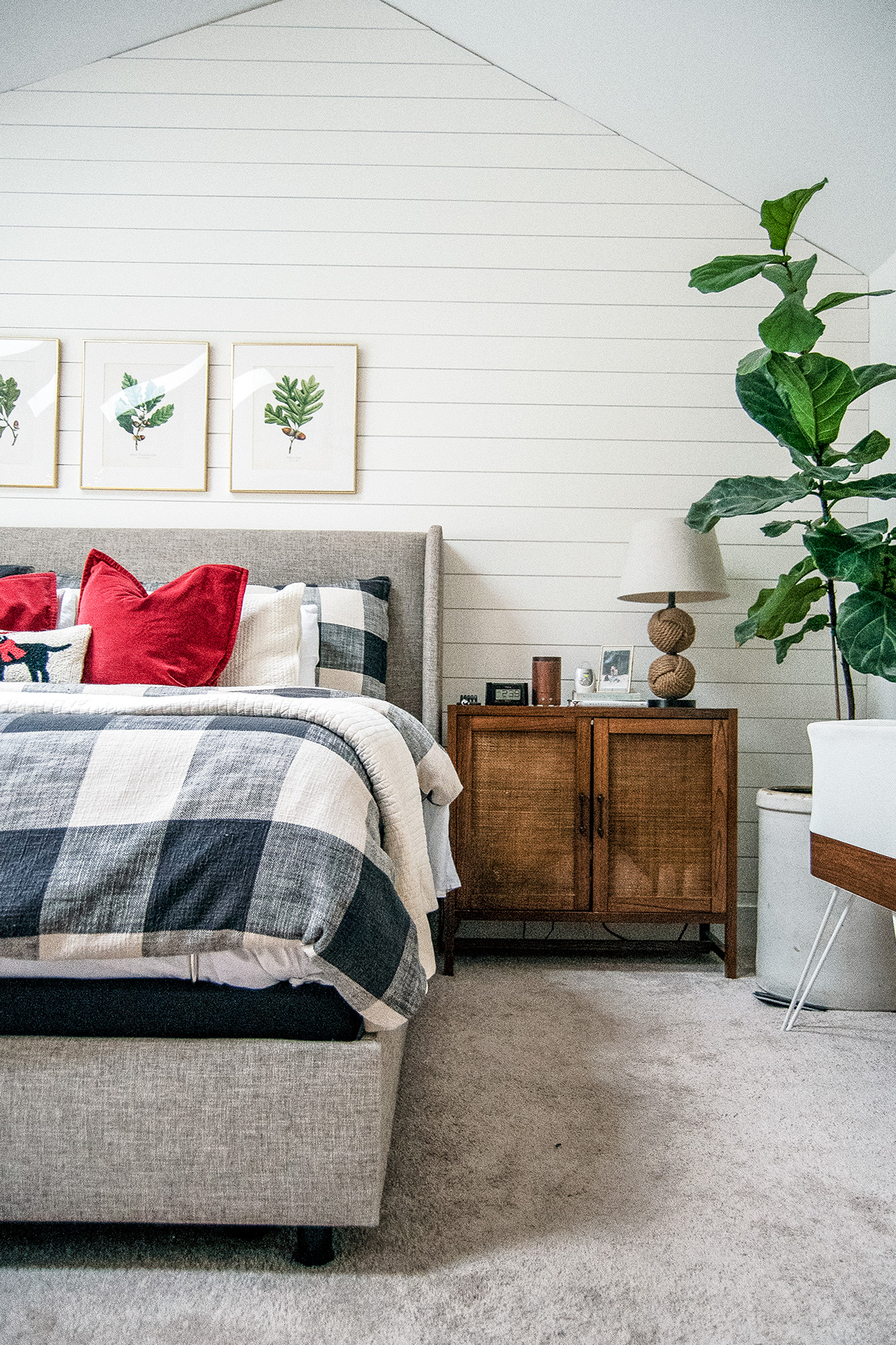 diy shiplap accent wall the charming