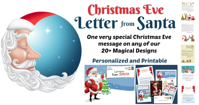 Letters from Santa Blog | Make Christmas Magical with ...
