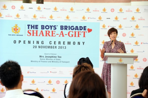 The Boys' Brigade Share-a-Gift Shares Strategy to Fulfil ...