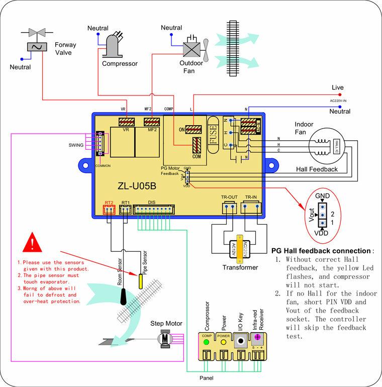 Wiring Diagram Ac Inverter Panasonic : Panasonic split system wiring diagram