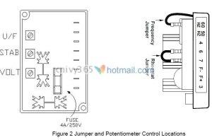 Generator Voltage Regulator Avc634  Buy Generator