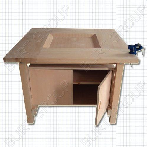 Wood Bench Vise