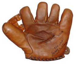 Image result for old baseball gloves