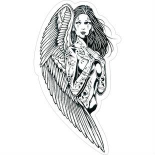 online cheap praying angel tattoos aliexpress alibaba group