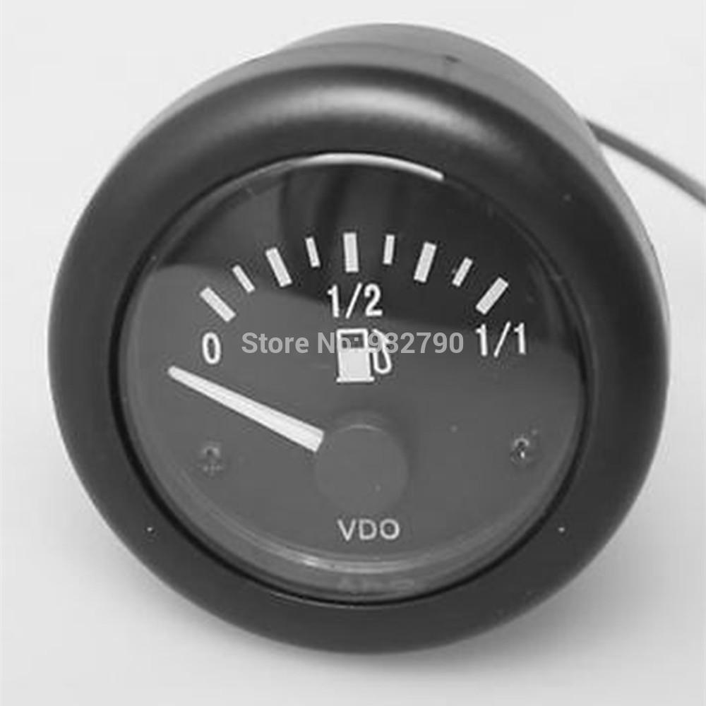 Indicador digital del nivel de gasolina