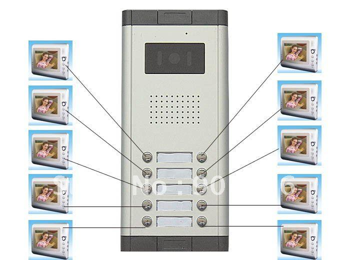 Funky Apartment Intercom Wiring Diagram Crest - Schematic Diagram ...