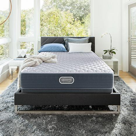 Beautyrest Silver Summertime X Firm Mattress Set T