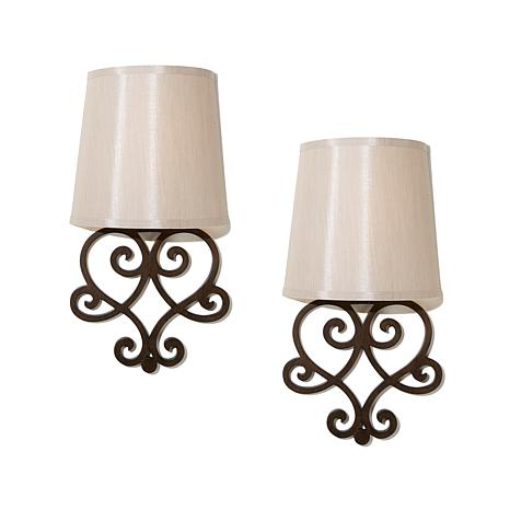 The Best Battery Operated Sconce Lighting - home design on Battery Powered Wall Sconces id=60947