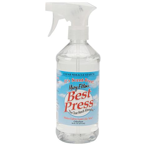 Mary Ellen's Best Press Clear Starch Alternative
