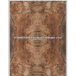 High Quality California Walnut Burl Wood Veneer