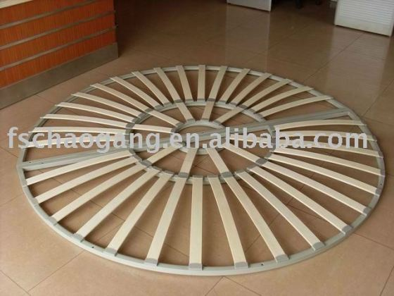 50 Inspired Round Bed Frame Diy Wooden Slat Bed Frame images