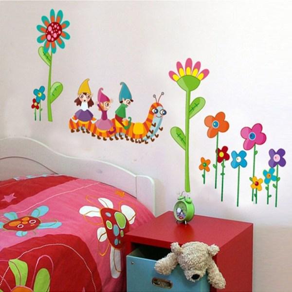 kids bedroom sticker wall murals Shop Popular Baby Wall Murals from China | Aliexpress