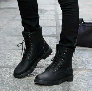 Erkeksi Bot Kadın Ayakkabıları