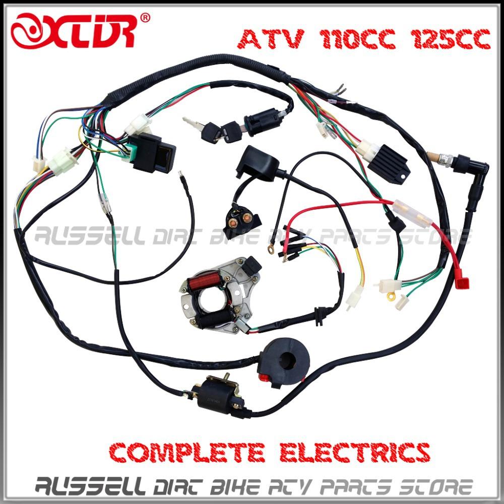 Chinese Atv Cdi Wiring