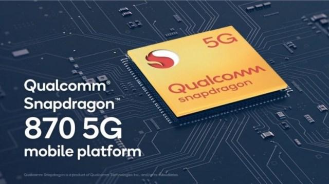 [5G] Qualcomm SD 870, un SD 865 Plus Plus Plus #MiTech