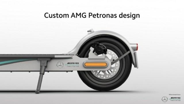 Vroom Vroom, M365 Pro 2 Mercedes-AMG Petronas F1 Team Edition